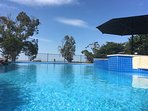 Solar Heated Swimming Pool & Gas Spa