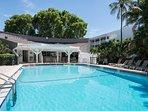 Fantastic heated pool