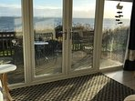 Special sea views to be enjoyed inside or out