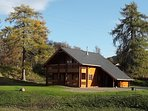 Allt lodge at Lochletter