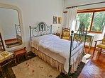 Classical bright bedroom