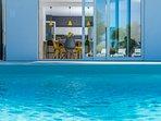 Enjoy the nature in a modern villa near Zadar