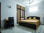 Large and safe BD in heart of Delhi,this is the room you will be staying in