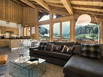 More Mountain 4* Penthouse Central Morzine