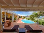 Coccinelle...a 4BR vacation rental in Orient Bay, St. Martin