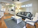 Enjoy your stay in Austin at this 2-bed, 2-bath vacation rental home!