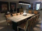 High Design Dining Room