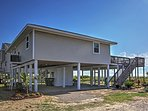 The adventure of a lifetime awaits at this tremendous Galveston vacation rental house!
