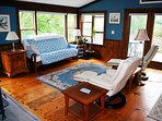 Surrounded By Trees: Large Beautiful Two Bedroom