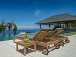 Sohamsa Estate - Villa Soham - Relax poolside