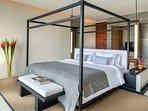 Sohamsa Estate - Villa Soham - Master Bedroom