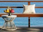 Sohamsa Estate - Villa Soham - Balcony style
