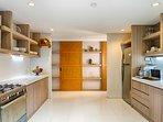 Sohamsa Estate - Villa Soham - Kitchen area