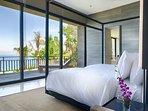 Villa Hamsa - Guest bedroom three
