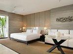 Villa Hamsa - Guest bedroom two