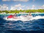 4 Bedroom Villa Residences - Fun watersports