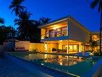 4 Bedroom Villa Residences - Evening ambience