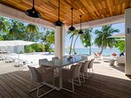 The Amilla Villa Estate - Endless areas for entertaining