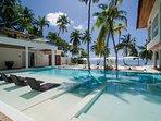The Amilla Villa Estate - Laze away in style