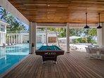 The Amilla Villa Estate - Open entertaining spaces