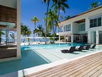 The Amilla Villa Estate - Pool perfection