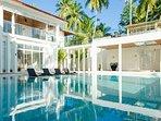 The Amilla Villa Estate - Pure decadence