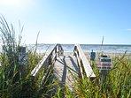 Exterior - Beach Access