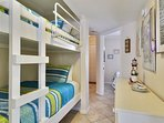 Floor Plan - Bunk Beds