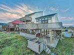 GulfWinds Beachfront - Beachfront Home!