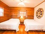 bedroom #2  beds