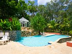 Enjoy the community pool within walking distance from the house