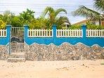 Front Gate/Beach Access