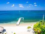 Villas Del playa dock