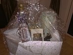 Christmas Hamper for our guests to enjoy...