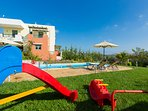 Villa Irene has everything for a carefree vacation!