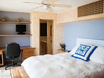 Bedroom 3 - King Bed, Private Bath, Private Balcony, Ocean View, 3rd Floor