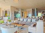 Living Area - Modern Decor