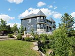 Awesome mountain views, house for rent in Saint Sauveur, QC.