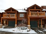 For larger groups, Slopeside 202 and Slopeside 204 can be rented together