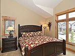 Second bedroom with queen located on main level