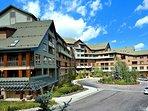 Zephyr Mountain Lodge Slopeside Building