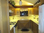Newly Remodeled Kitchen with Dishwasher & Garbage Disposal