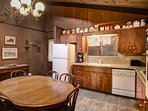 Kitchen, reverse angle - main