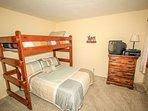 Bedroom 2- Bunk Set-Full Trundle Under Bunk Set