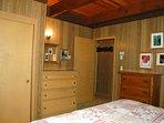Bedroom #1, reverse angle