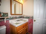 1/2 Bath (Commode Only) Available In Separate Game Room / 4th Bedroom Area