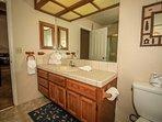 Upstairs Shared Full Bath