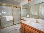 Bedroom 2 Master Bathroom  on First Floor Entry Level