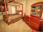 Bedroom 3- Queen Bed Plus Twin Bed