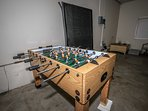 Foosball Available In Garage